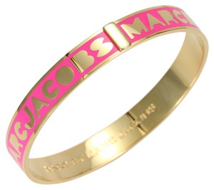 Marc by Marc Jacobs Marc by Marc Jacobs Enamel Logo Bangle