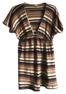 Ella Moss short dress Striped on Tradesy