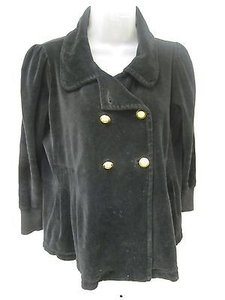 Juicy Couture Womens Black Jacket