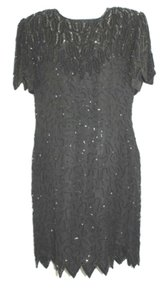 Laurence Kazar BLACK Dress
