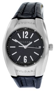 Bvlgari Bulgari Ergon EG30S Stainless Steel Date Quartz Watch Bvlgari Bulgari Ergon EG30S Stainless Steel Date Quartz Watch
