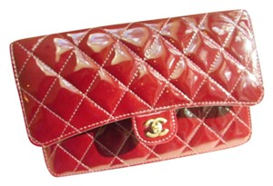 Chanel Limited Edition Brand-new Satchel in Wine/Burgandy