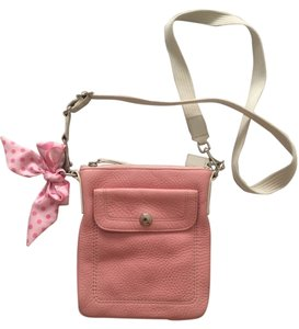Coach Leather Ariana Ariana Grande Ariana Grande Bow Ribbon Cross Body Bag