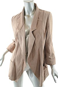 Eric Bombard Bompard Cachmere Light Taupe Jacket