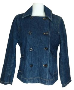 The Limited Jean Womens Jean Jacket