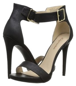 ZIGIny Zigi Soho Ankle Strap black Pumps