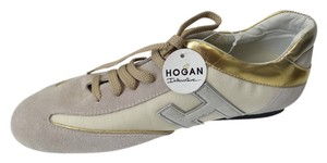 Hogan Women's Sneakers Taupe Athletic
