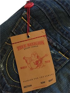 True Religion Mini/Short Shorts Denium