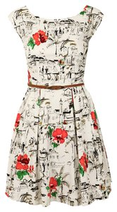 Louche English British London European London Cocktail Dress