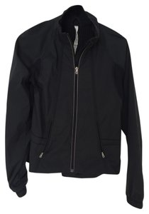 Lululemon Water-resistant Black Jacket