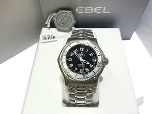 Ebel Ebel 9080341 Discovery Watch Stainless Steel