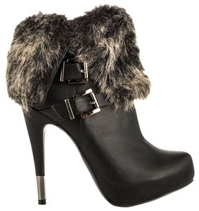 Luichiny Bootie black Boots