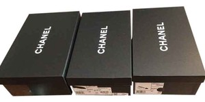 3fe8eba22039 Added to Shopping Bag. Chanel Lot Of 3 Chanel Shoe Gift Storage Box Boxes