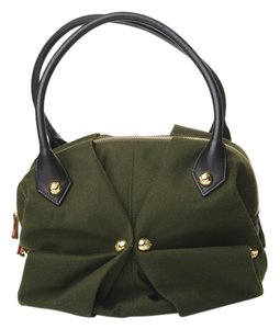 Christian Louboutin Satchel in Khaki