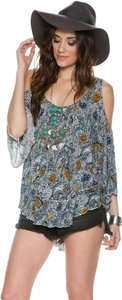 Free People Fpg0103prn Top multi