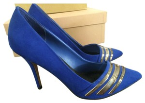 ALDO Cobalt blue Pumps