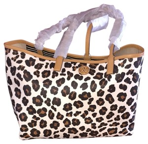 Tory Burch Tote in Leopard