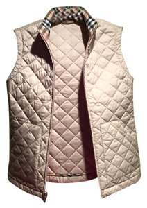 Burberry Quilted Nova Check Vest