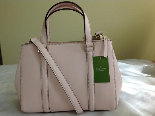Kate Spade Satchel in Cipria