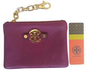 Tory Burch Tory Burch Amanda Small Zip Coin Pouch