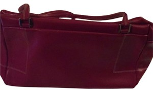 Lamarthe Red Messenger Bag