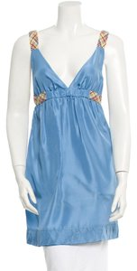 See by Chloé short dress Blue Chloe on Tradesy