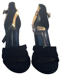 Dolce Vita Black / Gold Pumps