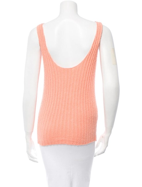 Prada Knit Top Orange