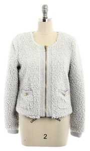 Juicy Couture Jacket Faux Fur Fur Coat