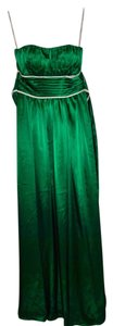 Bari Jay Emerald Long Nwt Dress