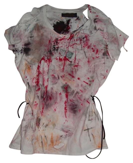 Preload https://item3.tradesy.com/images/white-w-faux-blood-paint-agatha-resurrected-zombie-line-t-shirt-living-dead-girl-costume-tee-shirt-s-6535462-0-0.jpg?width=400&height=650