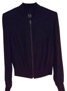 A|X Armani Exchange Black Jacket