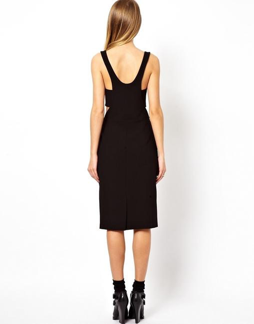 ASOS short dress Black J & Bone Alexander Wang Helmut Lang Rick Owens Veda Muubaa All Saints Haider Ackermann Philip Lim Isabel Marant Iro The on Tradesy