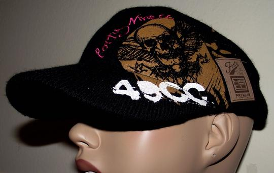 Other DIY Black Hat Made in Mexico City