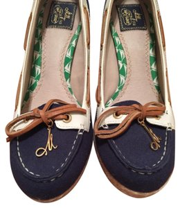 Sperry Top-sider Milly Boat Preppy Platforms
