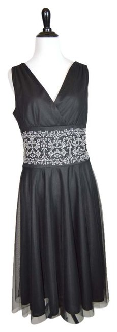 Preload https://item4.tradesy.com/images/coldwater-creek-black-mid-length-cocktail-dress-size-8-m-6537043-0-0.jpg?width=400&height=650