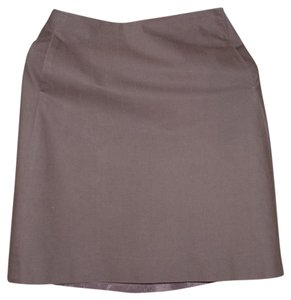 Jil Sander Mini Skirt brown