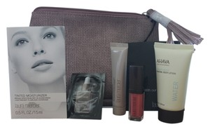 Laura Mercier Nude Laura Mercier Full Cosmetic Bag With Deluxe Samples