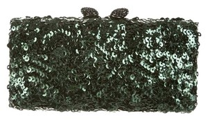 Kotur dark green Clutch