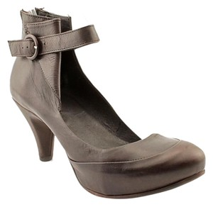 Chocolate Negro Boho Leather Eclectic Brown Wedges