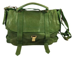 Proenza Schouler Satchel in Green