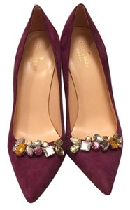 Kate Spade Purple with multicolor stones Formal