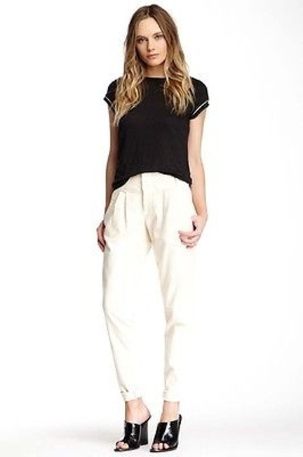 Alice + Olivia Womens Stone Stretch Slim Ankle Long Anders Jeans Pants