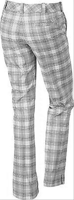 Nike 603295 Womens Plaid Modern Rise Performance Golf Pants