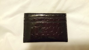 Coach Coach card holder