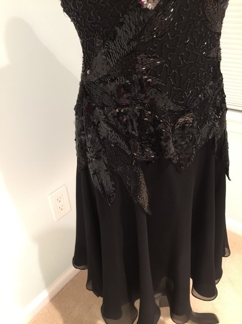 Other Evening Sequined Halter Size 6 Dress