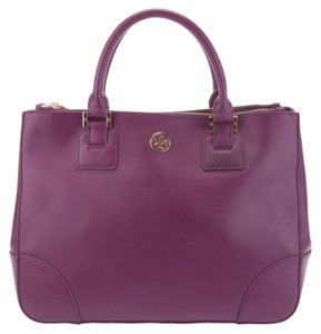 Tory Burch Satchel in Purple