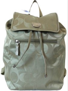 Coach Getaway Nylon Purse Backpack