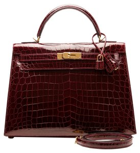 Hermès Kelly Exotic Shoulder Bag