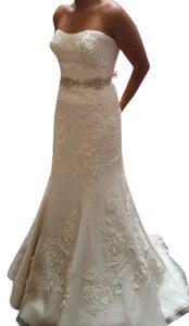 Melissa Sweet Wedding Silk Organza Dress